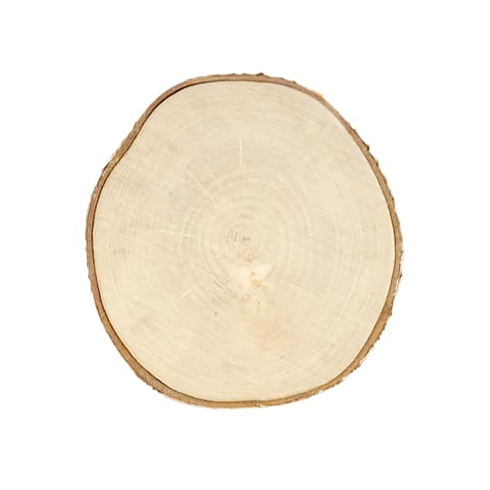 Birch Rounds By Artminds