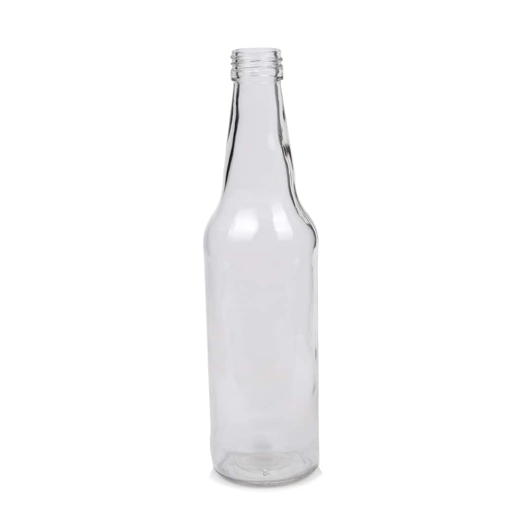 Clear Soda Bottle by Ashland®
