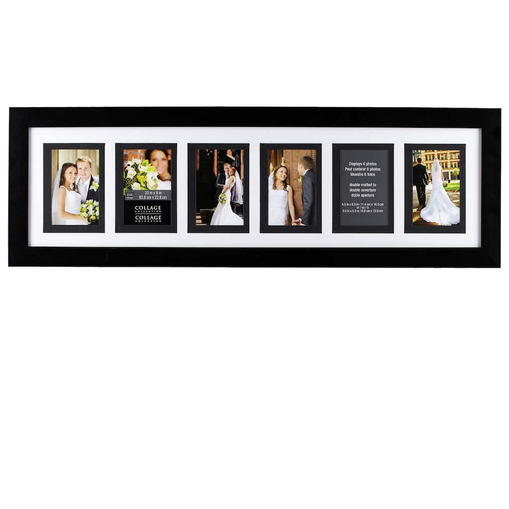 6-Opening Collage Frame, 5\