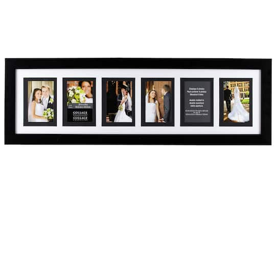 6 Opening Collage Frame 5 X 7 By Studio Décor