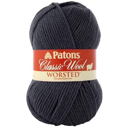 Patons Classic Wool Worsted Yarn