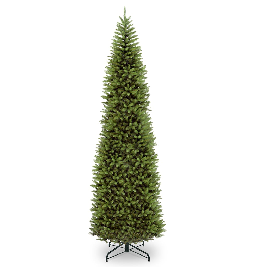 16 Foot Christmas Tree: 16 Ft. Kingswood™ Fir Pencil Artificial Christmas Tree, Unlit