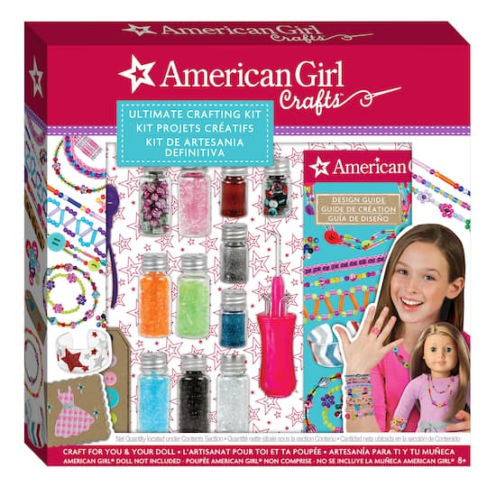 Buy The Fashion Angels American Girl Ultimate Crafting Kit At Michaels