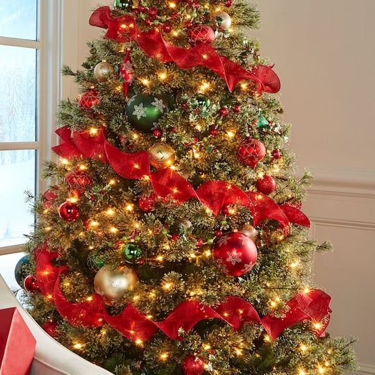 How To Decorate A Christmas Tree With Ribbon.Acme United Compound Action Pliers