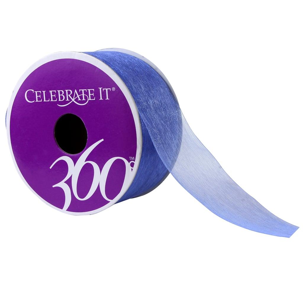 1 5 Quot Quot Quot Quot Sheer Ribbon By Celebrate It 174 360 176