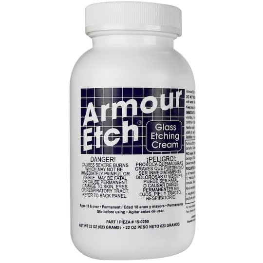 Armour Etch Gl Etching Cream