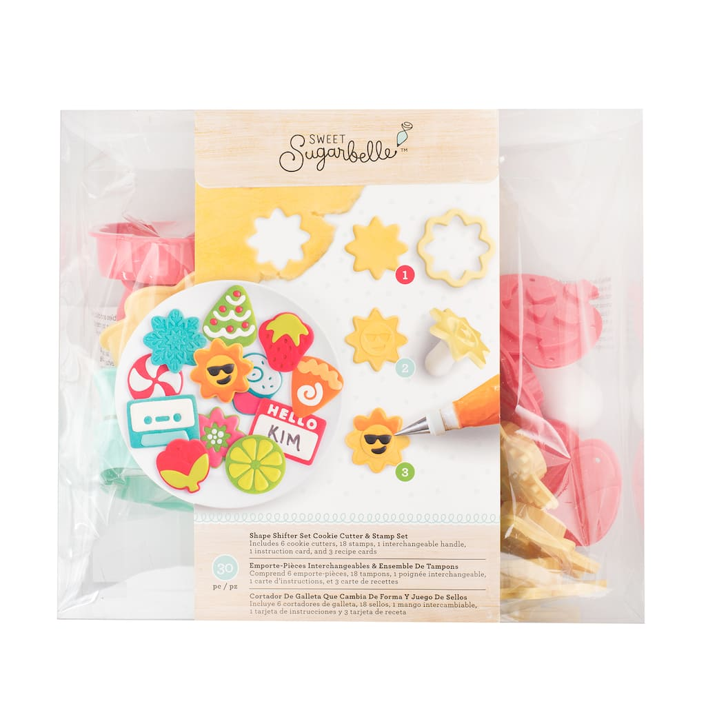 Buy The Sweet Sugarbelle Shape Shifter Cookie Cutter Stamp Set At