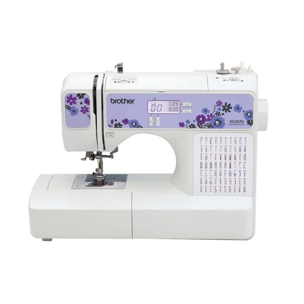 Brother XS2070 Computerized Sewing Machine