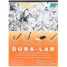 Grafix Dura Lar Two Sided Matte Film