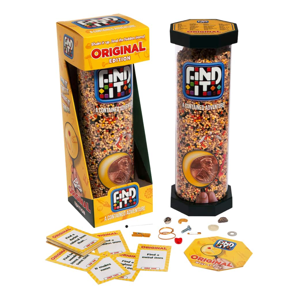 Original Find It Hidden Object Search Game