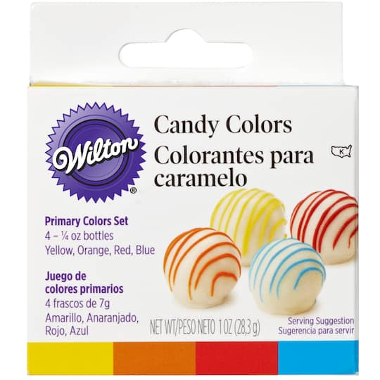 Wilton® Candy Colors, Primary