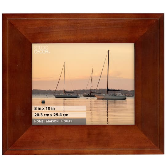 Studio D 233 Cor Platinum Collection Hampton Frame Walnut