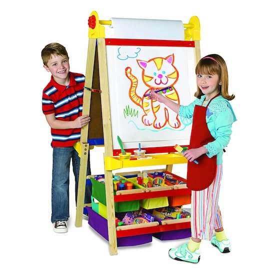 Buy The Cra Z Art 174 4 In 1 Ultimate Art Easel At Michaels