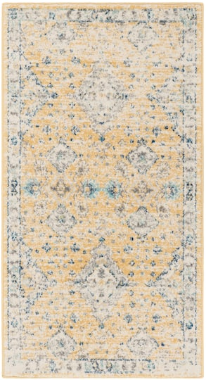 Evoke Diamond 2 2 X 4 Area Rug