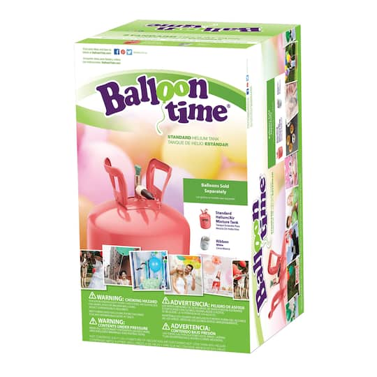 Balloon Time® Standard Helium Tank