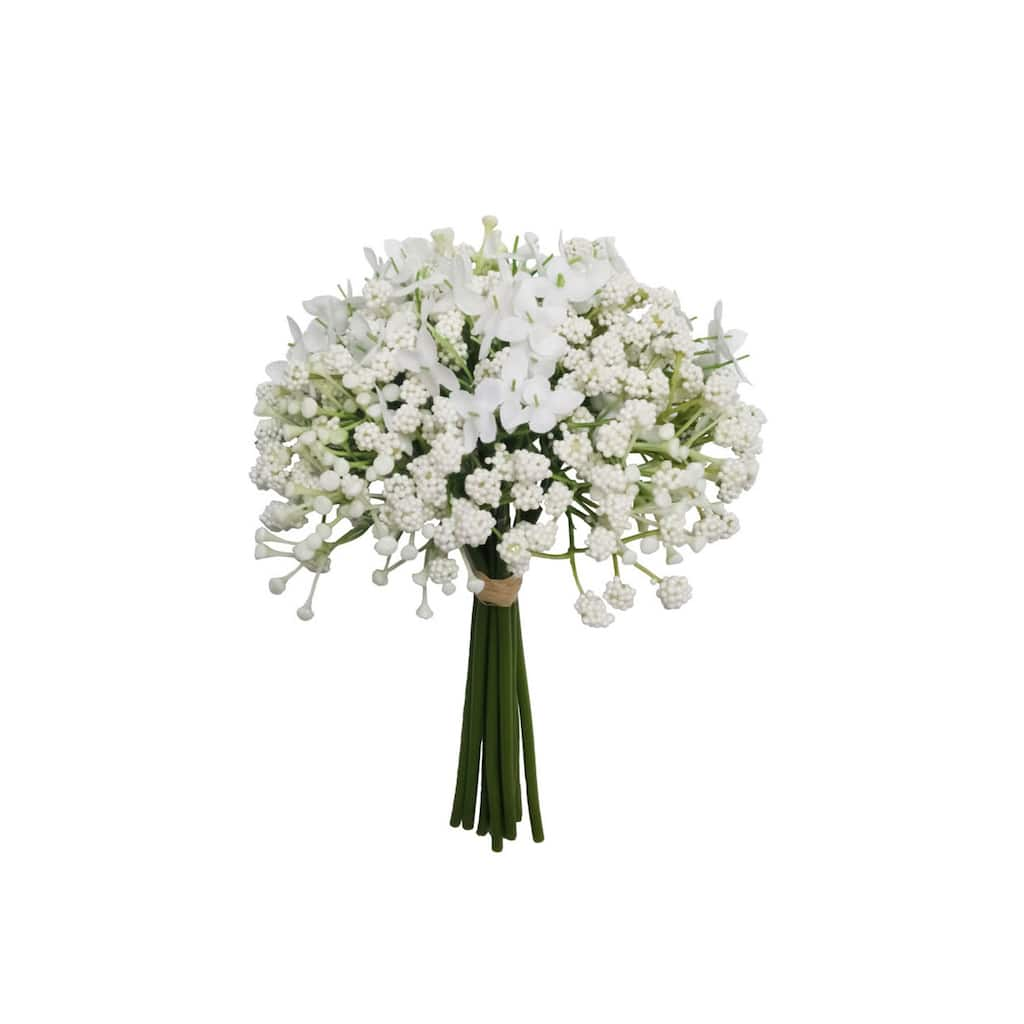 Find The White Baby S Breath Bundle By Ashland At Michaels