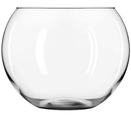 Terrific Libbey Glass Bubble Ball Bowl Interior Design Ideas Philsoteloinfo