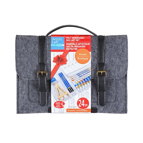 Travel Bag Acrylic Set By Artist S Loft 174