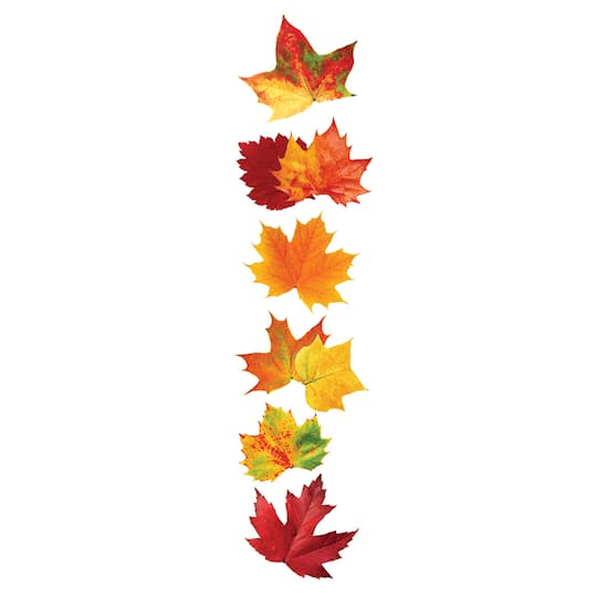 Paper House® 3D Stickers, Autumn Leaves