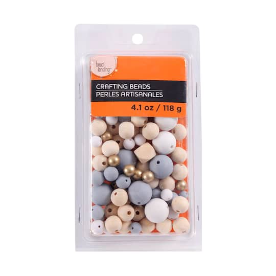Shop For The Craft Sand Amp Filigree Mixed Beads By Bead