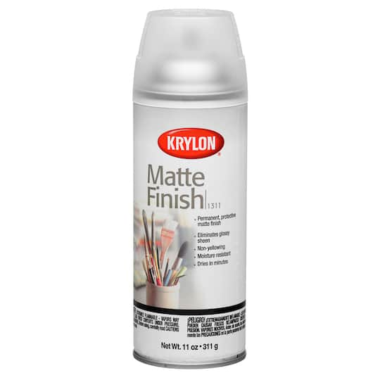 Krylon® Matte Finish