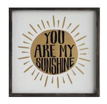 """Shop for the Sayings """"""""You Are My Sunshine"""""""" Wall Décor at ..."""