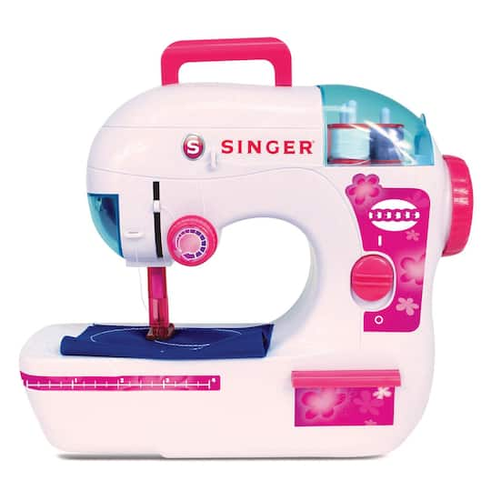 Buy The Singer EZStitch Toy Sewing Machine Set At Michaels Mesmerizing Singer Ez Stitch Toy Sewing Machine