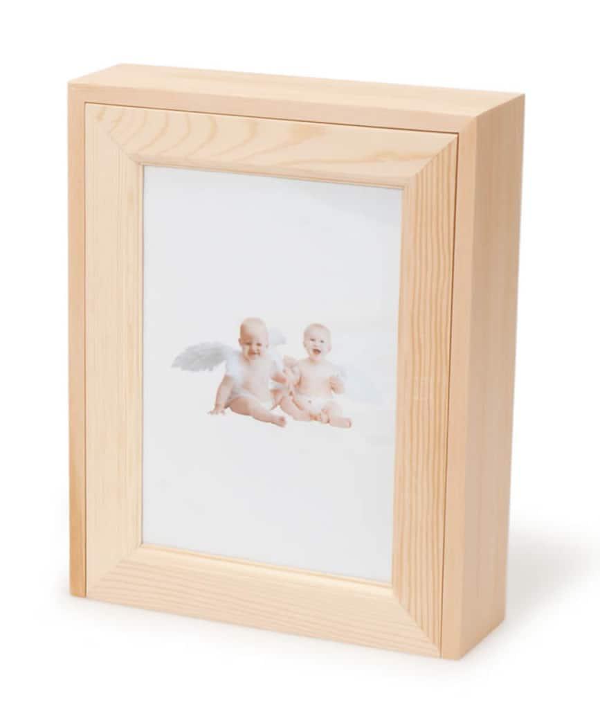 Unfinished Pine Picture Frame Box 8 Quot Quot X 6 Quot Quot X 1 5 Quot Quot