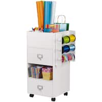 Mobile Craft Storage Center By Ashland