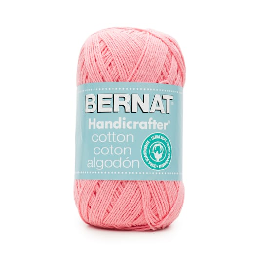 Bernat® Handicrafter® Cotton Yarn, Solid