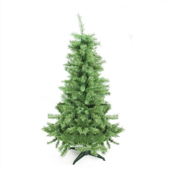 28529_31742333.jpg?fit=inside|540:540 - 4.5 Ft. Slim Mixed Pine Artificial Christmas Tree, Unlit