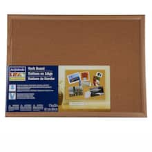 Wood Framed Cork Board By Artminds