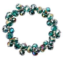 46904b89a darice® crystal pinwork beaded bracelet