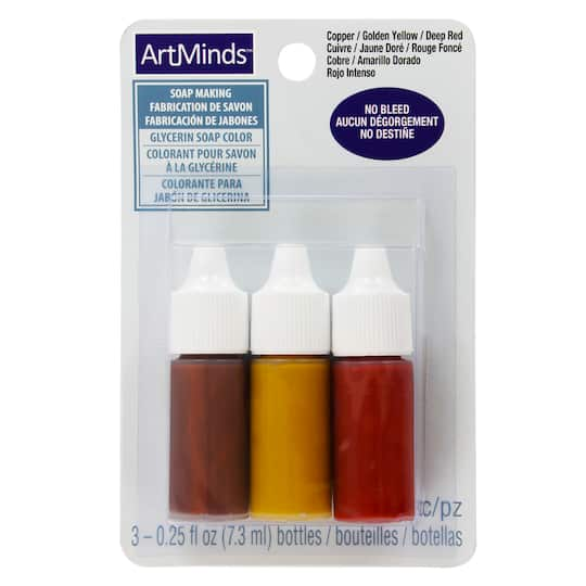 Find the Glycerin Soap Color by ArtMinds, Earthtones by ArtMinds™ at ...
