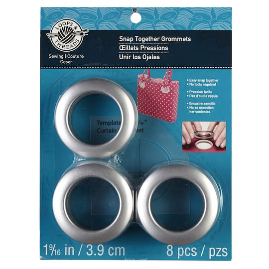 Loops & Threads™ Snap Together Grommets