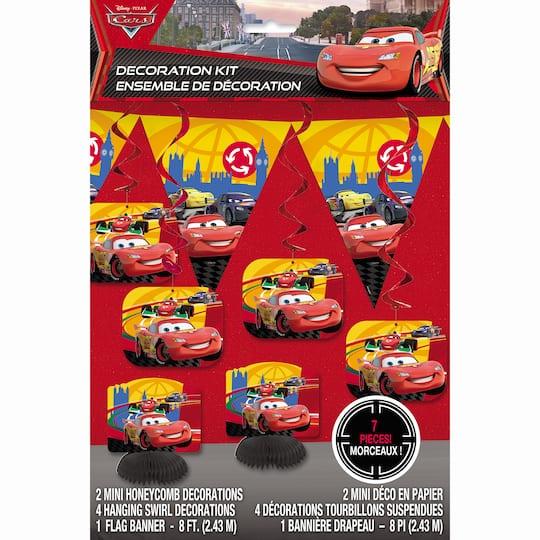 Disney Cars Party Decoration Kit