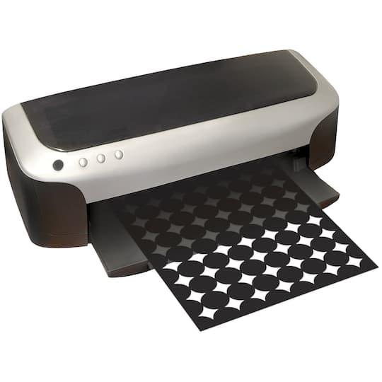 Wilton® Sugar Sheets Edible Decorating Paper, Black