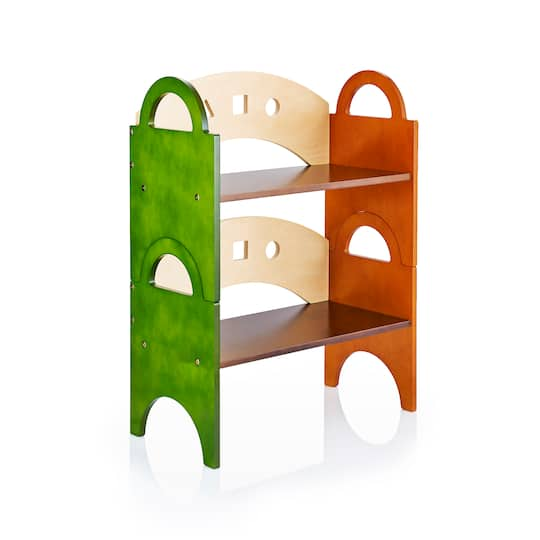 Guidecraft See Store Stacking Bookshelf