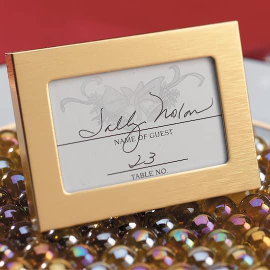 Victoria Lynn™ Place Holder Mini Frames, Matte Gold
