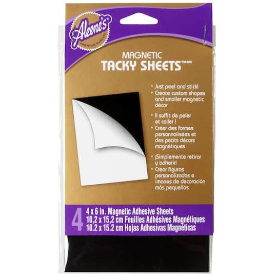 Aleene S Magnetic Tacky Sheets