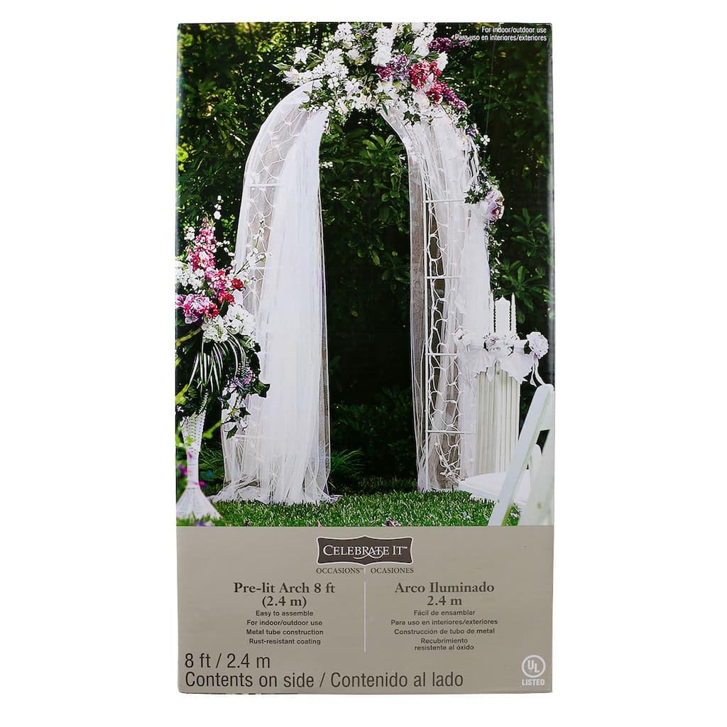 Celebrate It™ Occasions™ Pre-Lit Arch