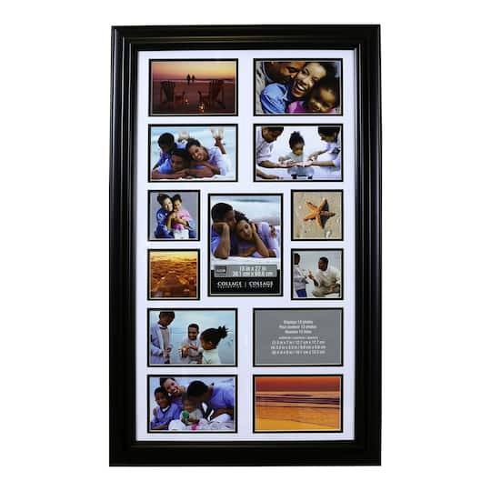 13 Opening Collage Frame By Studio Décor