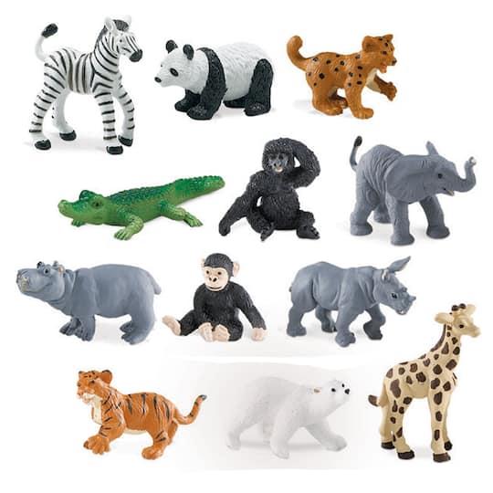 Safari Ltd® TOOBS® Zoo Babies