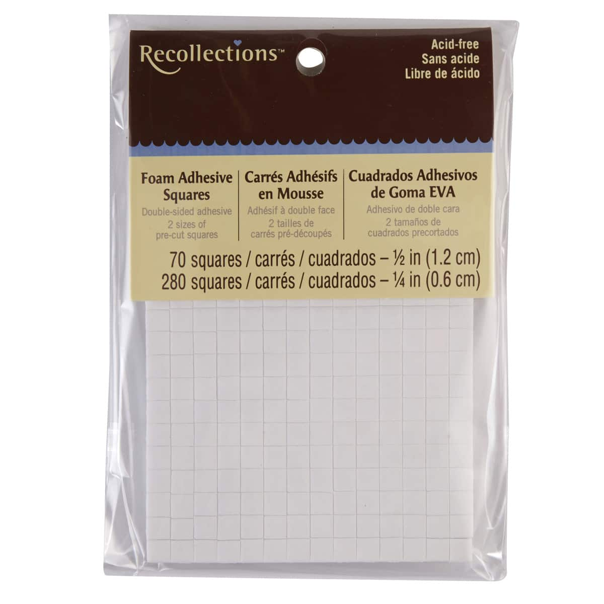 Recollections Adhesive Mixed Media~Several Varieties~Nice!!~8 pieces per pkg.