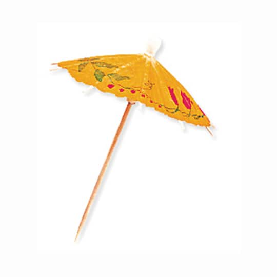 20 Umbrella Hawaiian Cocktail Picks Drinks Party Function Easter Christmas Party