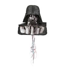 Unique Party 66324 Darth Vader 66324-Darth Star Wars Pinata Zugschnur