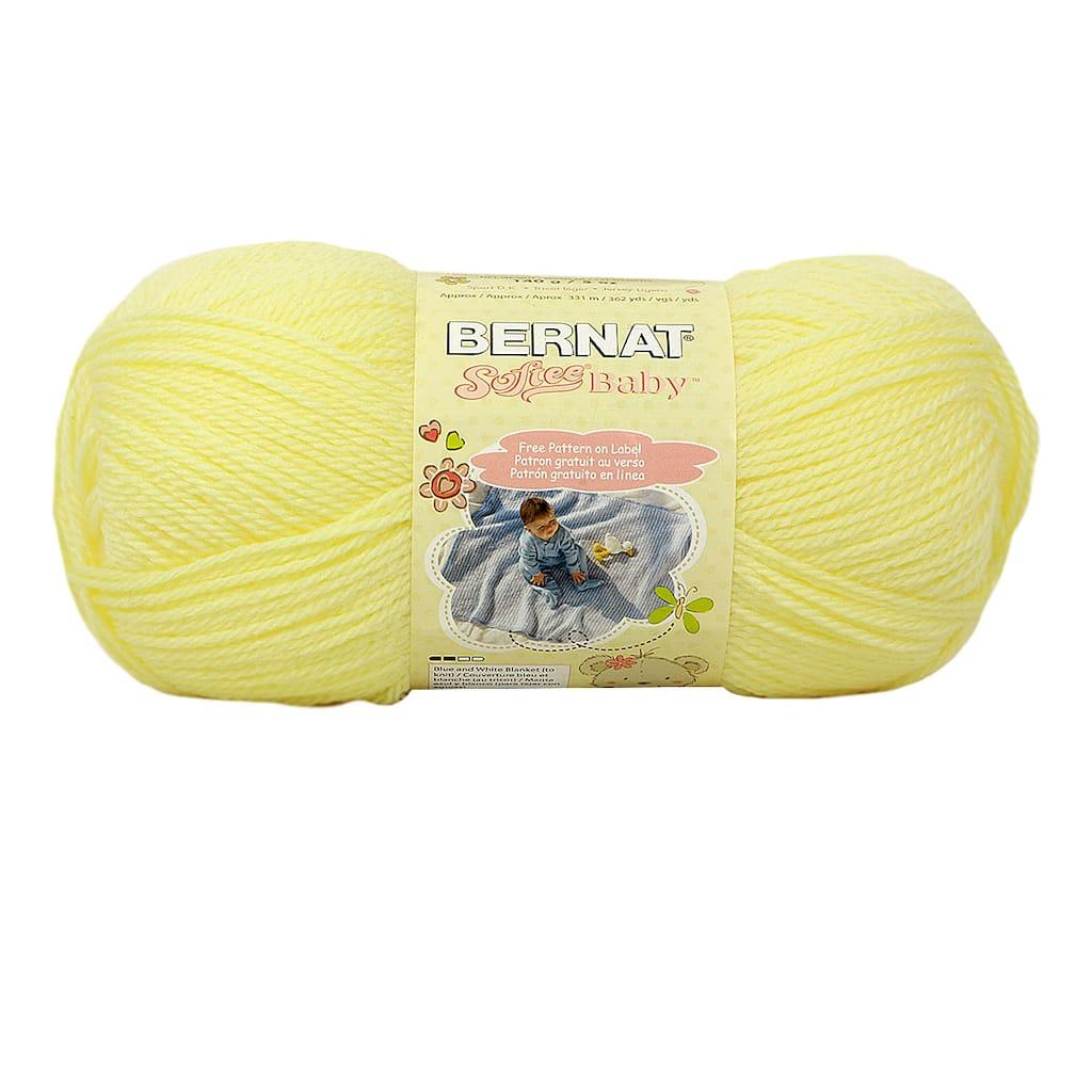 Bernat 174 Softee 174 Baby Yarn Solid