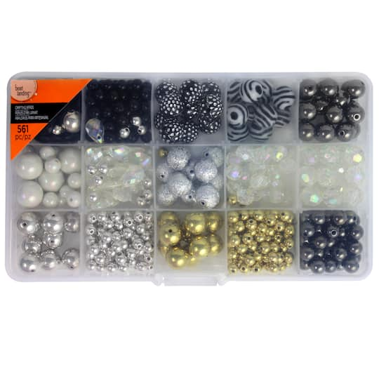 Bead Landing Rock Star Crafting Beads Box
