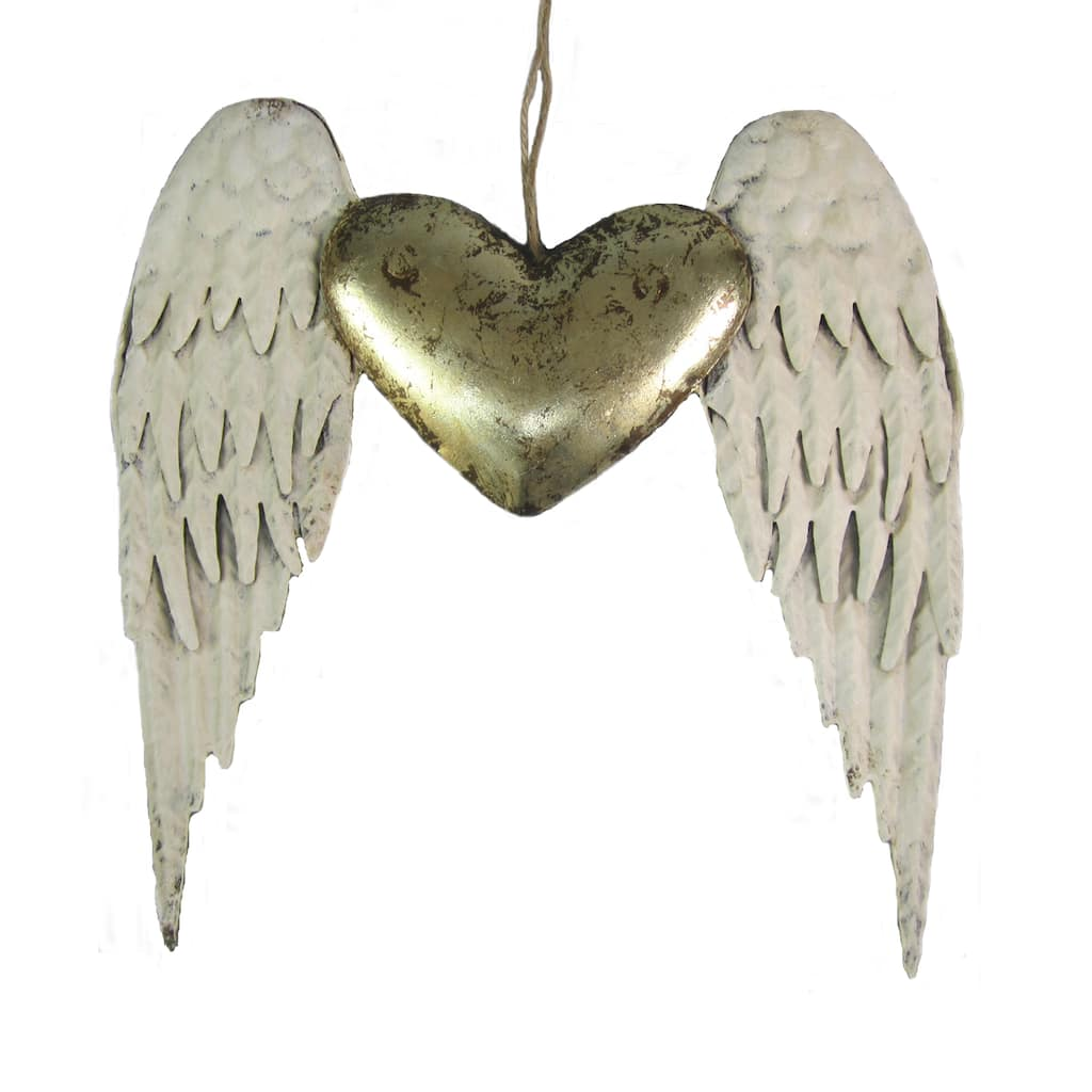 Shop For The Heart With Angel Wings Wall Dcor Accent Alexandria By