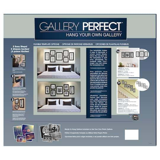 Buy The Gallery Perfect Hang Your Own Gallery Mdf Frame Kit Black